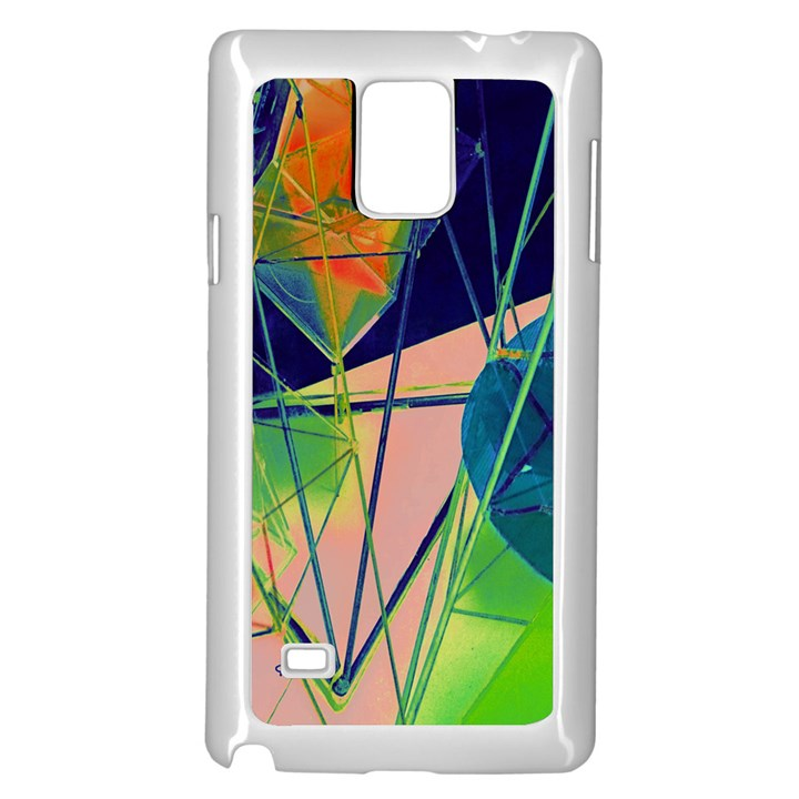 New Form Technology Samsung Galaxy Note 4 Case (White)