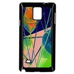 New Form Technology Samsung Galaxy Note 4 Case (Black) Front