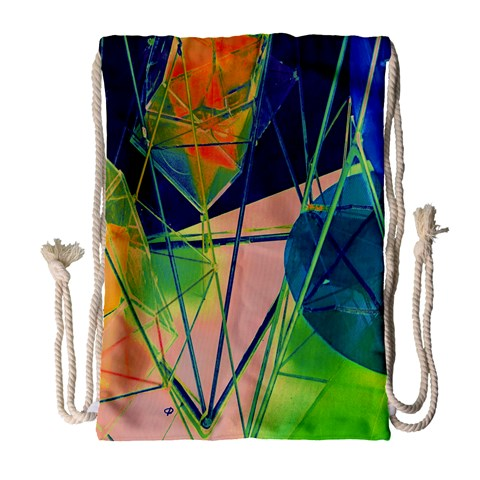 New Form Technology Drawstring Bag (Large)