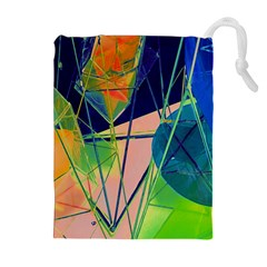 New Form Technology Drawstring Pouches (Extra Large)