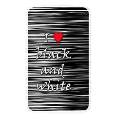 I love black and white 2 Memory Card Reader