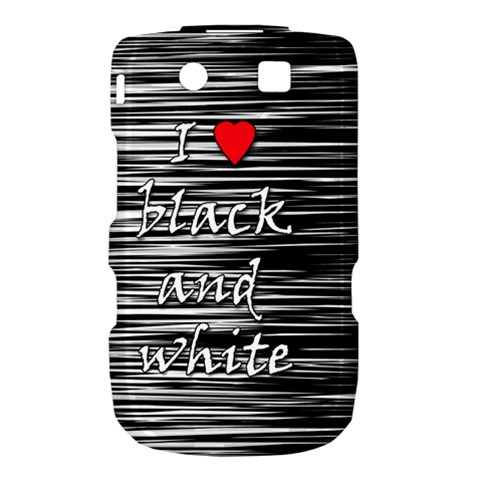 I love black and white 2 Torch 9800 9810