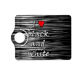 I Love Black And White 2 Kindle Fire Hd (2013) Flip 360 Case
