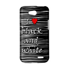 I love black and white 2 LG L90 D410