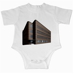 Office Building Villa Rendering Infant Creepers
