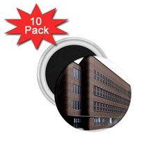 Office Building Villa Rendering 1.75  Magnets (10 pack)