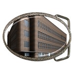 Office Building Villa Rendering Belt Buckles Front