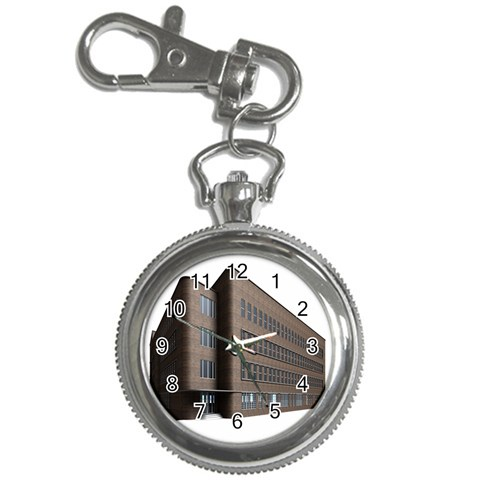Office Building Villa Rendering Key Chain Watches