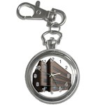 Office Building Villa Rendering Key Chain Watches Front
