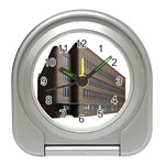 Office Building Villa Rendering Travel Alarm Clocks Front