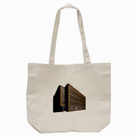 Office Building Villa Rendering Tote Bag (Cream)