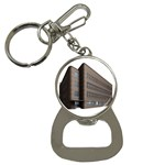 Office Building Villa Rendering Bottle Opener Key Chains Front