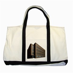 Office Building Villa Rendering Two Tone Tote Bag