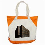 Office Building Villa Rendering Accent Tote Bag Front