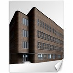 Office Building Villa Rendering Canvas 12  x 16   16 x12 Canvas - 1