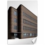 Office Building Villa Rendering Canvas 12  x 18   18 x12 Canvas - 1