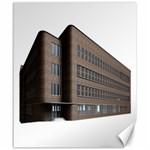 Office Building Villa Rendering Canvas 20  x 24   24 x20 Canvas - 1