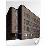 Office Building Villa Rendering Canvas 36  x 48   48 x36 Canvas - 1