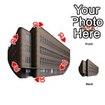 Office Building Villa Rendering Playing Cards 54 (Round)  Front - Heart10