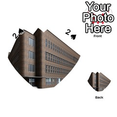 Office Building Villa Rendering Playing Cards 54 (Heart)