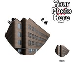 Office Building Villa Rendering Playing Cards 54 (Heart)  Front - Spade8