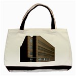 Office Building Villa Rendering Basic Tote Bag (Two Sides) Front