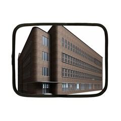 Office Building Villa Rendering Netbook Case (Small)