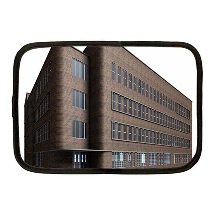 Office Building Villa Rendering Netbook Case (Medium)