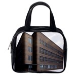 Office Building Villa Rendering Classic Handbags (One Side) Front