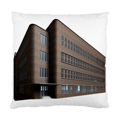 Office Building Villa Rendering Standard Cushion Case (Two Sides)