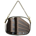 Office Building Villa Rendering Chain Purses (Two Sides)  Back