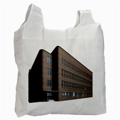 Office Building Villa Rendering Recycle Bag (Two Side)