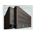 Office Building Villa Rendering Cosmetic Bag (XL) Front