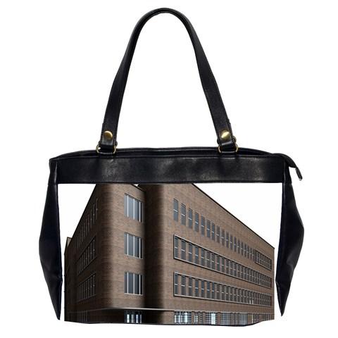 Office Building Villa Rendering Office Handbags (2 Sides)