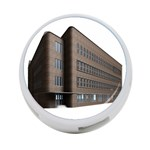 Office Building Villa Rendering 4-Port USB Hub (Two Sides)  Back