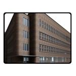 Office Building Villa Rendering Fleece Blanket (Small) 50 x40 Blanket Front