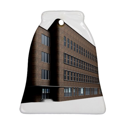 Office Building Villa Rendering Ornament (Bell)