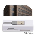 Office Building Villa Rendering Memory Card Reader (Stick)  Front