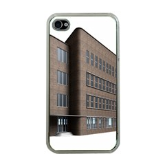 Office Building Villa Rendering Apple iPhone 4 Case (Clear)
