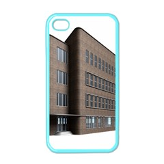 Office Building Villa Rendering Apple iPhone 4 Case (Color)
