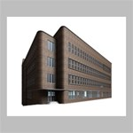 Office Building Villa Rendering Deluxe Canvas 24  x 20   24  x 20  x 1.5  Stretched Canvas