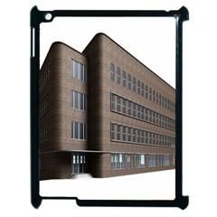 Office Building Villa Rendering Apple iPad 2 Case (Black)