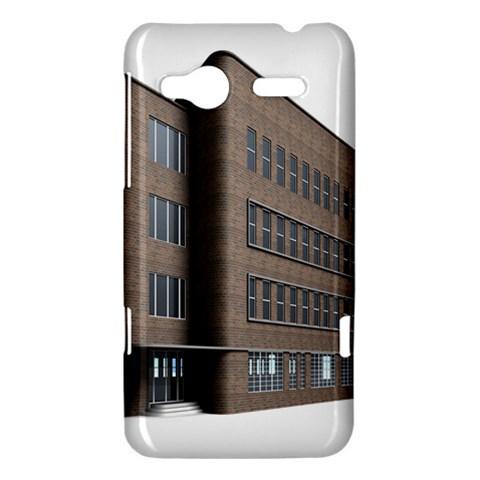 Office Building Villa Rendering HTC Radar Hardshell Case