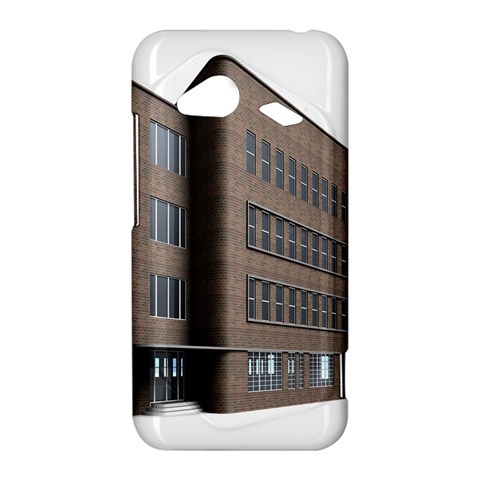 Office Building Villa Rendering HTC Droid Incredible 4G LTE Hardshell Case