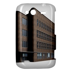Office Building Villa Rendering HTC Wildfire S A510e Hardshell Case