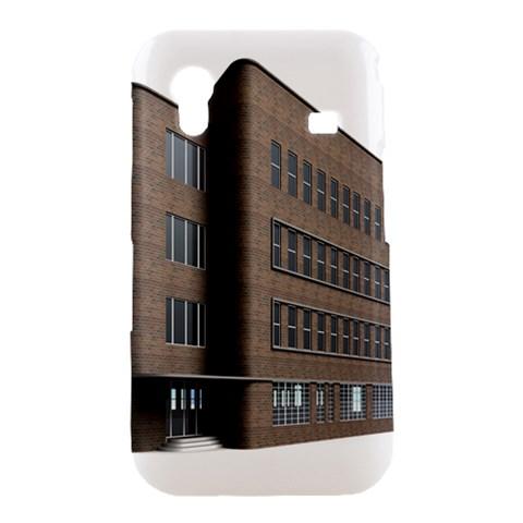 Office Building Villa Rendering Samsung Galaxy Ace S5830 Hardshell Case