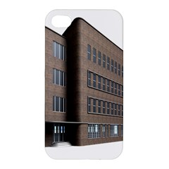 Office Building Villa Rendering Apple iPhone 4/4S Premium Hardshell Case