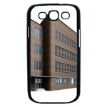 Office Building Villa Rendering Samsung Galaxy S III Case (Black) Front