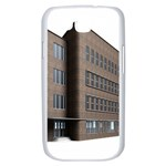 Office Building Villa Rendering Samsung Galaxy S III Case (White) Front