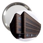 Office Building Villa Rendering 3  Handbag Mirrors Front